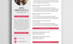 008 Outstanding Photoshop Cv Template Free Download Highest Quality  Creative Resume Psd Adobe