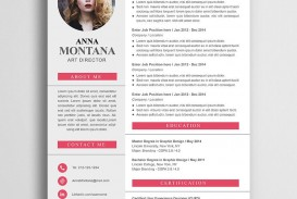 008 Outstanding Photoshop Cv Template Free Download Highest Quality  Adobe Resume
