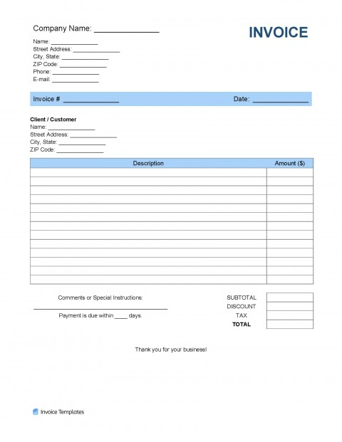 008 Outstanding Receipt Template Microsoft Word Idea  Payment Sample Invoice480