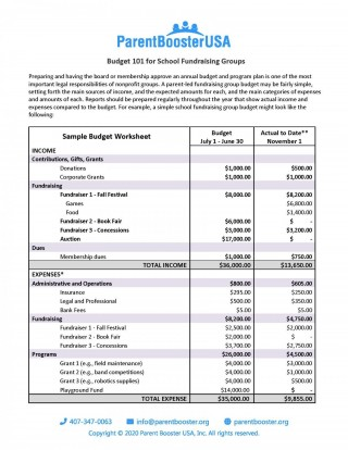 008 Outstanding Sample Line Item Budget Template Concept 320