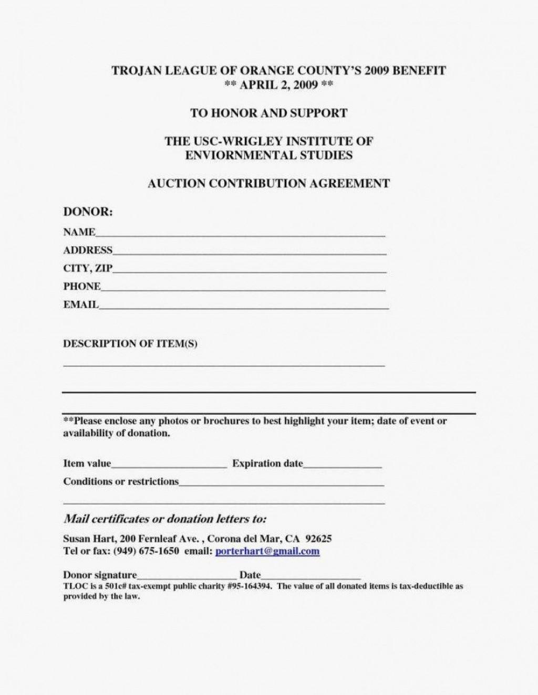008 Phenomenal Charitable Contribution Receipt Example Design  Donation Tax Template Sample LetterLarge