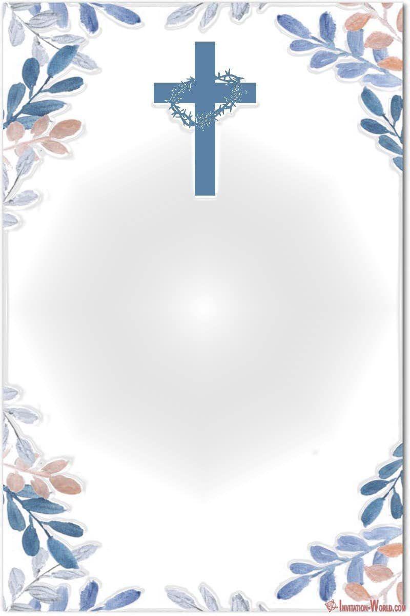 008 Phenomenal Free Religiou Invitation Template Printable Picture Full