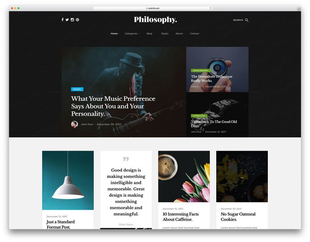 008 Phenomenal Free Web Template Download Html And Cs Sample  Css Website Responsive Jquery For It CompanyLarge