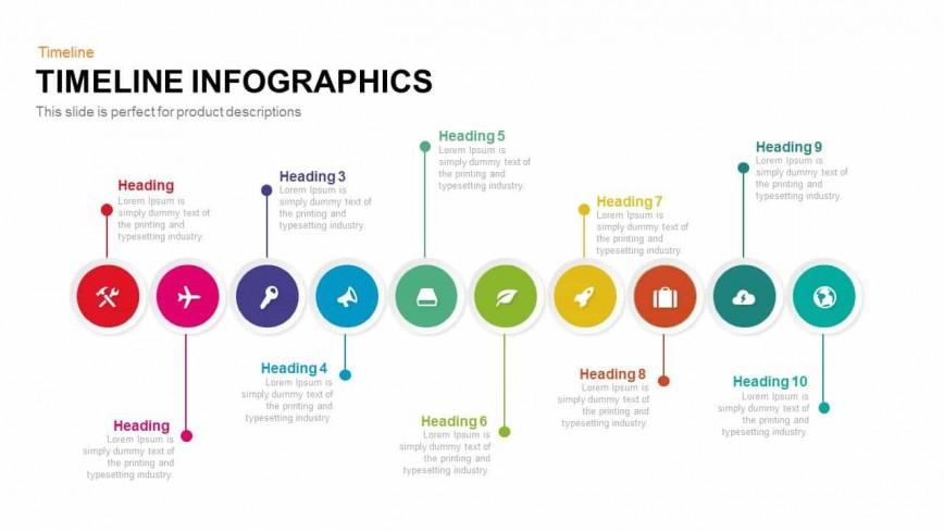 008 Phenomenal Timeline Infographic Template Powerpoint Download Example  Free