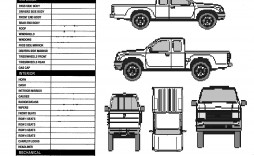 008 Phenomenal Truck Inspection Form Template Image  Commercial Vehicle Maintenance Free