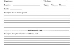008 Phenomenal Work Order Template Free Example  Automotive Auto Printable Request