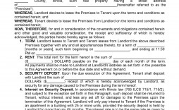 008 Rare Free Template For Rental Lease Agreement Example  Printable Tenant Form South Africa