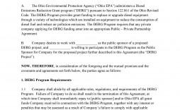 008 Rare General Partnership Agreement Template Canada Image