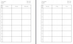 008 Rare Homeschool Lesson Plan Template Idea  Teacher Planner Free
