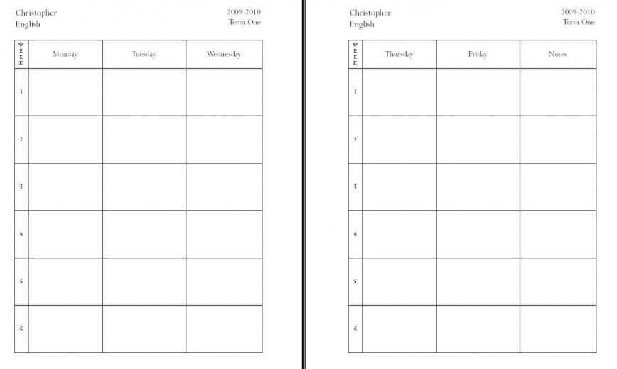 008 Rare Homeschool Lesson Plan Template Idea  Preschool Teacher Planner Example