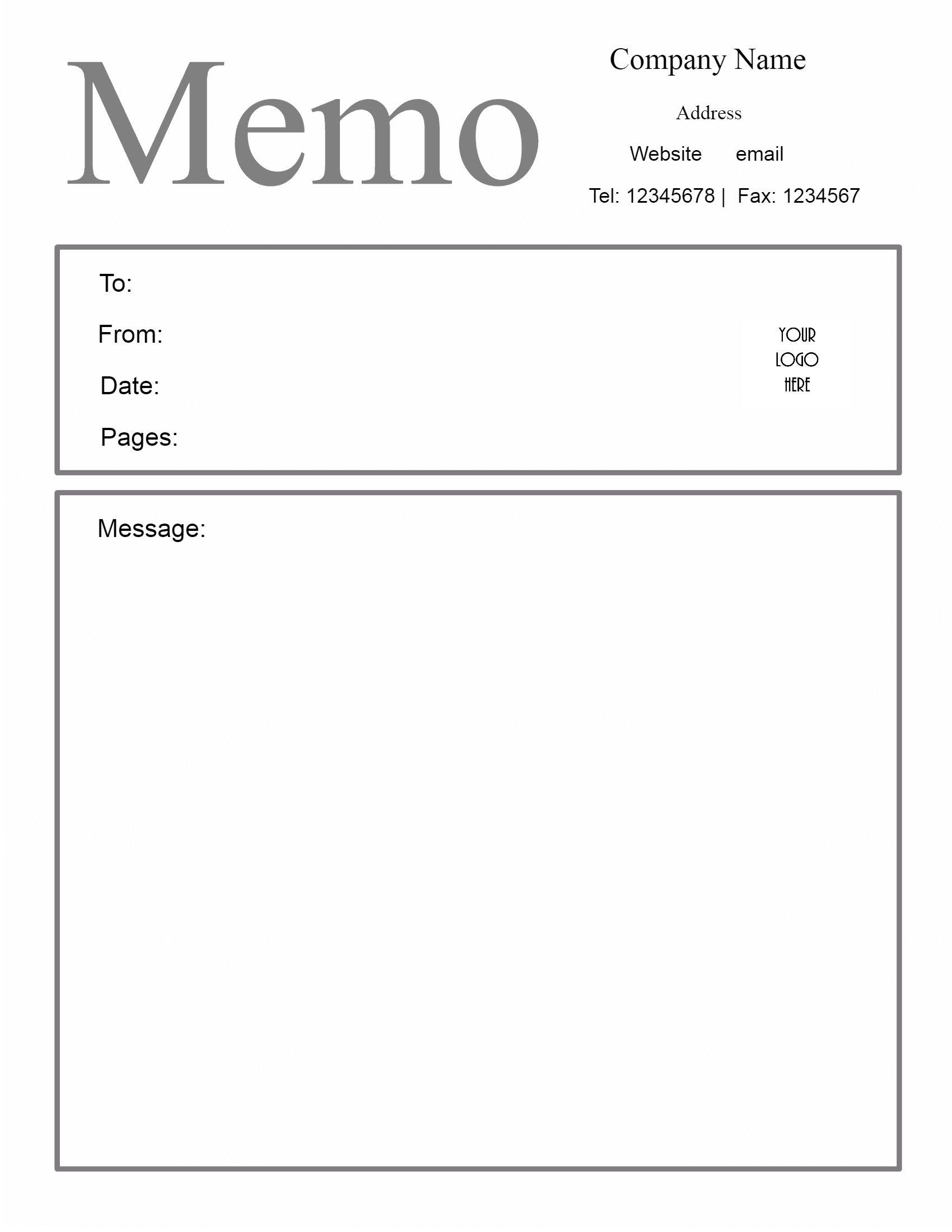 008 Rare Memo Template For Word High Resolution  Free Cash Sample 2013Full