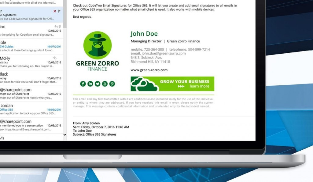 008 Rare Outlook Email Signature Template Inspiration  Example Free Download BestLarge