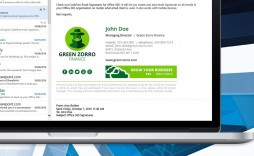 008 Rare Outlook Email Signature Template Inspiration  Example Free Download Best
