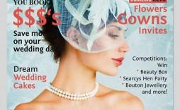 008 Rare Photoshop Fashion Magazine Cover Template Free Design
