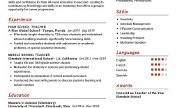 008 Rare Resume Template For Teaching High Resolution  Sample Job Example Teacher Assistant In India