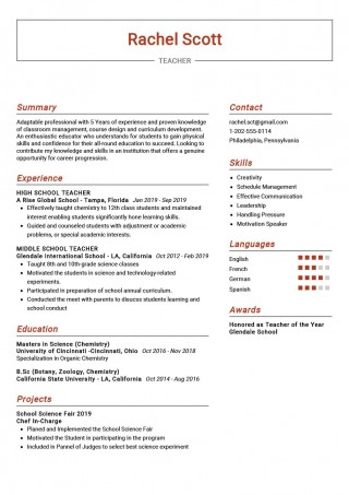 008 Rare Resume Template For Teaching High Resolution  Example Assistant Cv Uk Job320