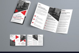 008 Remarkable 3 Fold Brochure Template Inspiration  For Free