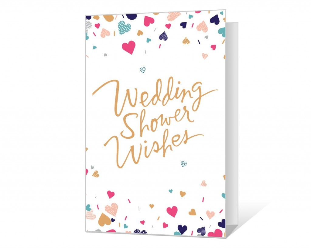 008 Remarkable Bridal Shower Card Template Concept  Invitation Free Download BingoLarge