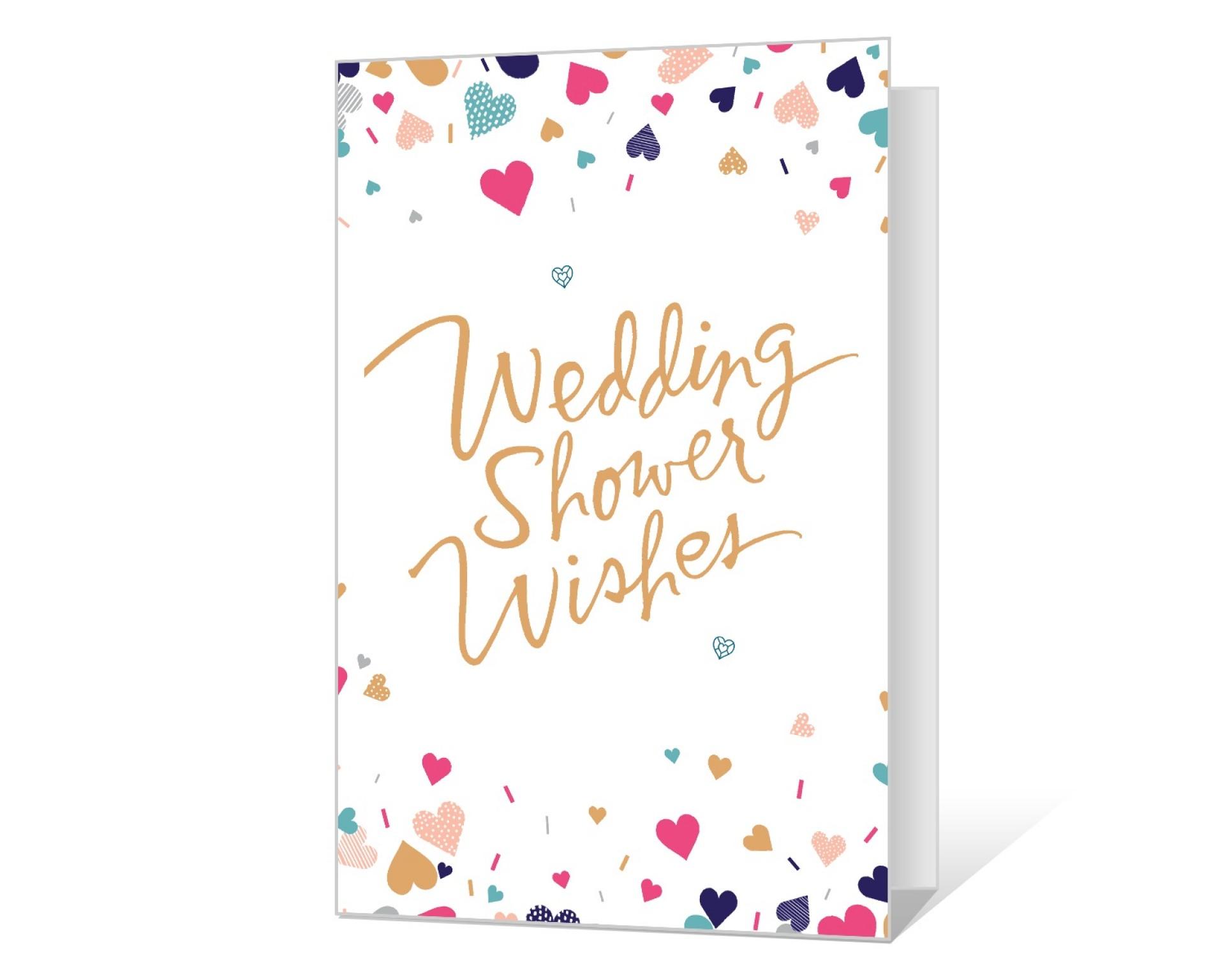 008 Remarkable Bridal Shower Card Template Concept  Invitation Free Download Bingo1920