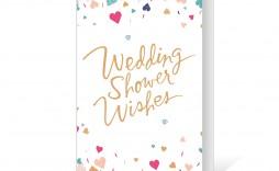 008 Remarkable Bridal Shower Card Template Concept  Invitation Free Download Bingo