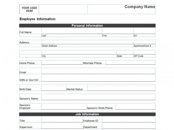 008 Remarkable Client Information Form Template Excel Design 728