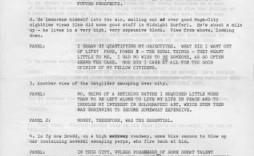 008 Remarkable Comic Book Script Sample Highest Clarity  Marvel Celtx
