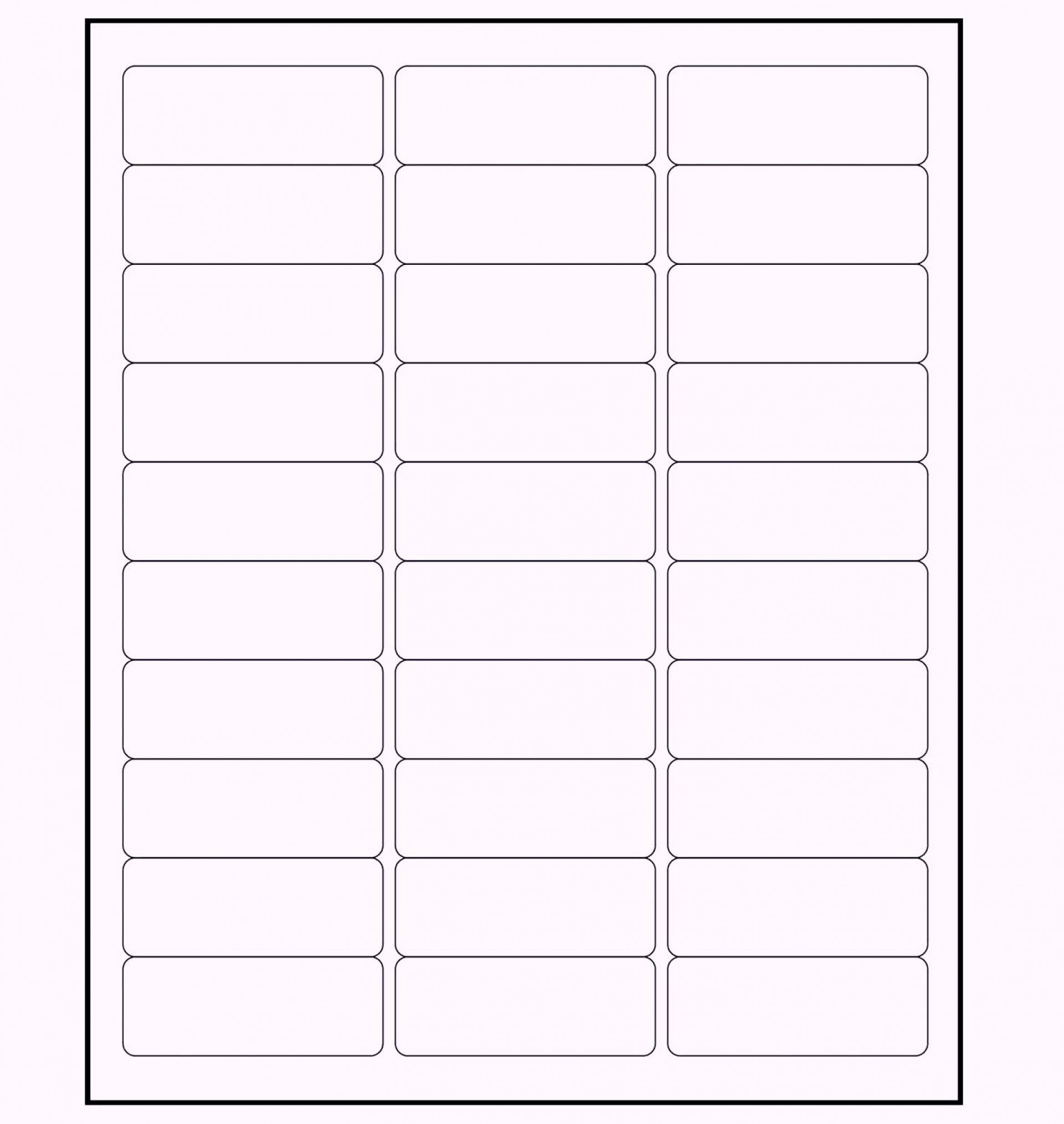 008 Remarkable Label Template For Word Concept  Avery 8 Per Sheet Free Circle A41920