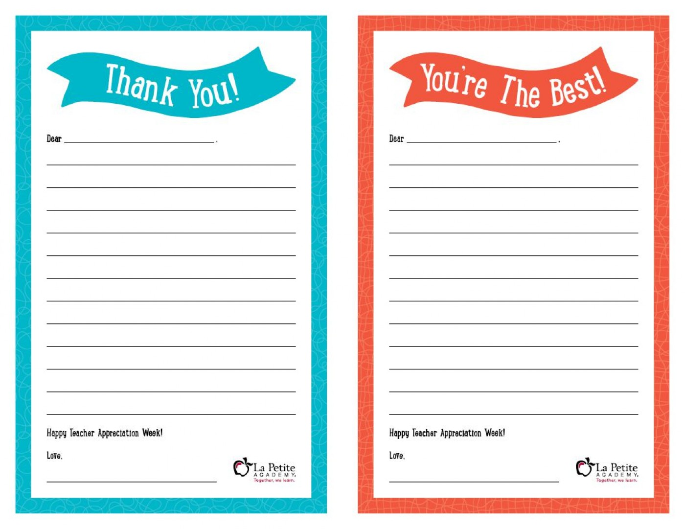 008 Remarkable Thank You Note Template Free Printable Idea 1400