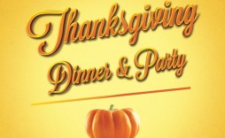 008 Remarkable Thanksgiving Flyer Template Free High Definition  Food Drive Party