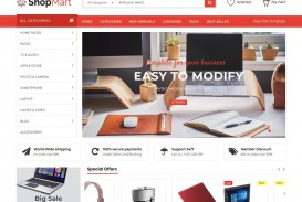 008 Sensational Ecommerce Website Template Html Free Download Photo  Bootstrap 4 Responsive With Cs Jquery