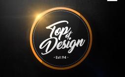 008 Sensational Free Logo Template Psd High Resolution  Photoshop Mockup