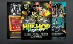 008 Sensational Free Party Flyer Template For Mac High Def