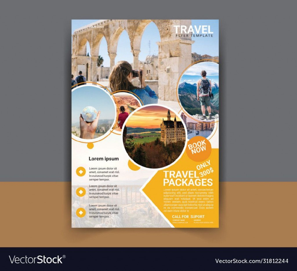 008 Sensational Free Travel Flyer Template Download Highest Clarity Large