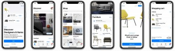 008 Sensational Iphone App Design Template Sample  X Io Sketch360