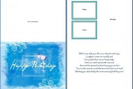 008 Sensational Microsoft Word Card Template Image  Birthday Download Busines Free