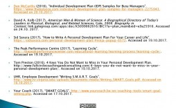 008 Sensational Personal Development Plan Example For Work Pdf Inspiration