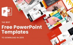 008 Sensational Ppt Presentation Template Free Concept  Professional Best For Corporate Download