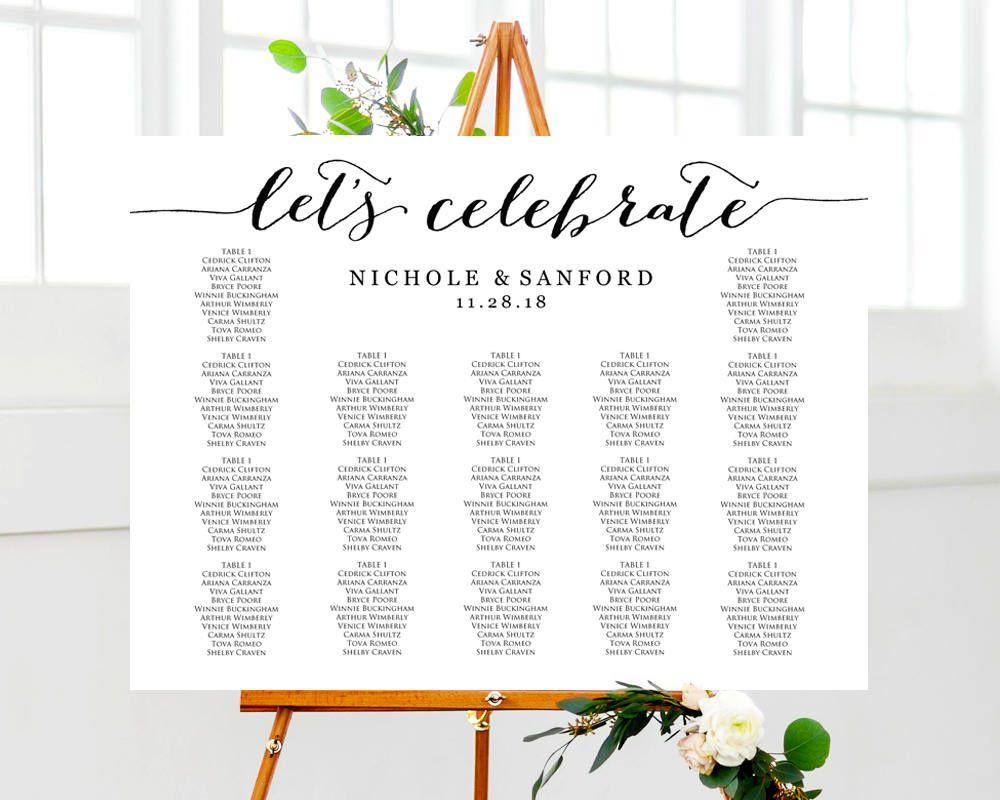 008 Sensational Wedding Seating Chart Template Highest Clarity  Templates Plan Excel Word MicrosoftFull