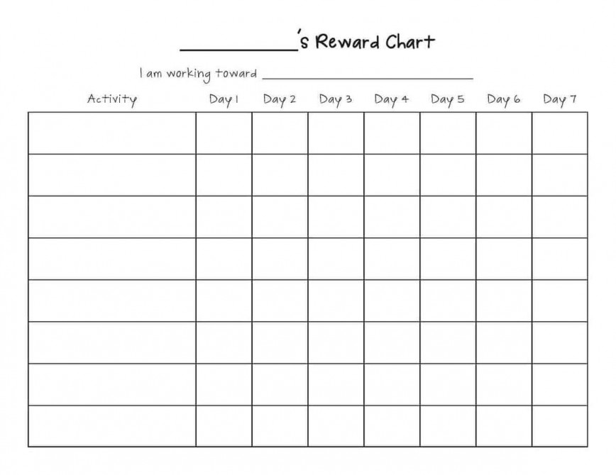 008 Sensational Weekly Behavior Chart Template Design  Pdf Free Classroom