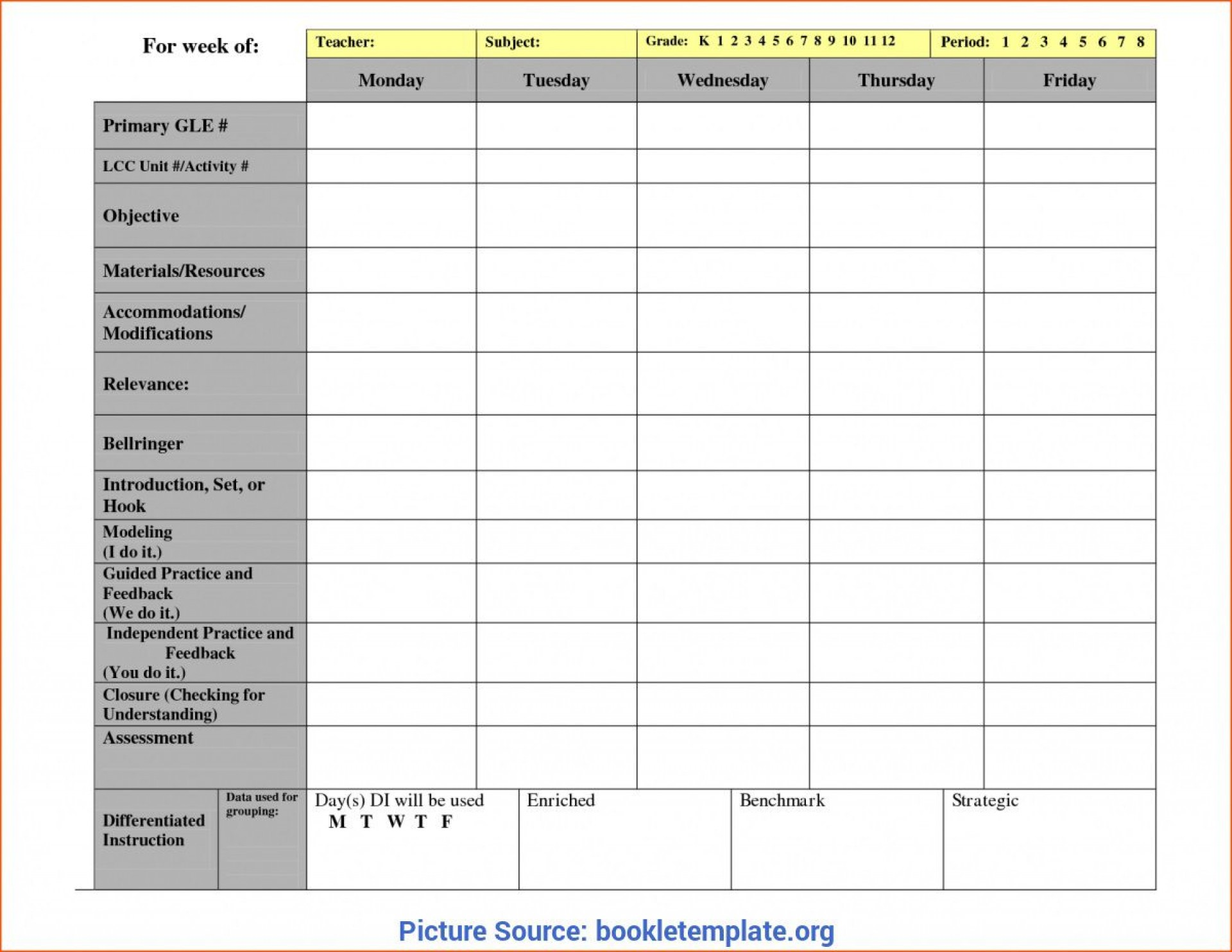 008 Sensational Weekly Lesson Plan Template Example  Editable Preschool Pdf Google Sheet1920
