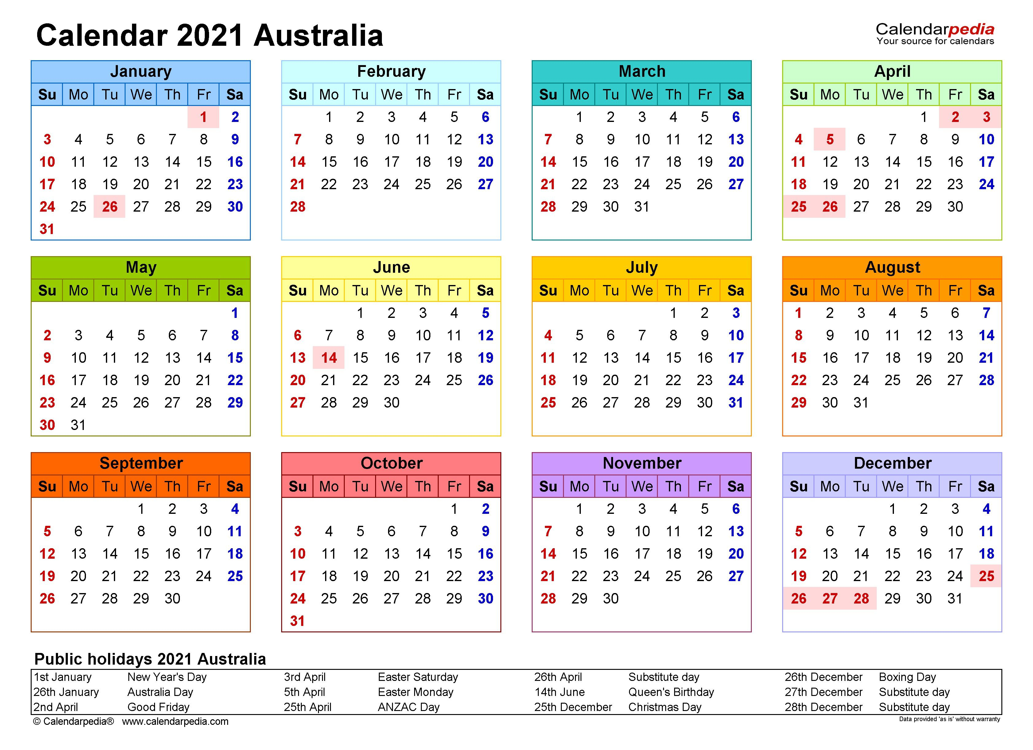 008 Shocking Excel Calendar 2021 Template Picture  Yearly MicrosoftFull
