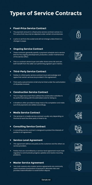 008 Shocking Free Service Contract Template Word Sample  Microsoft320
