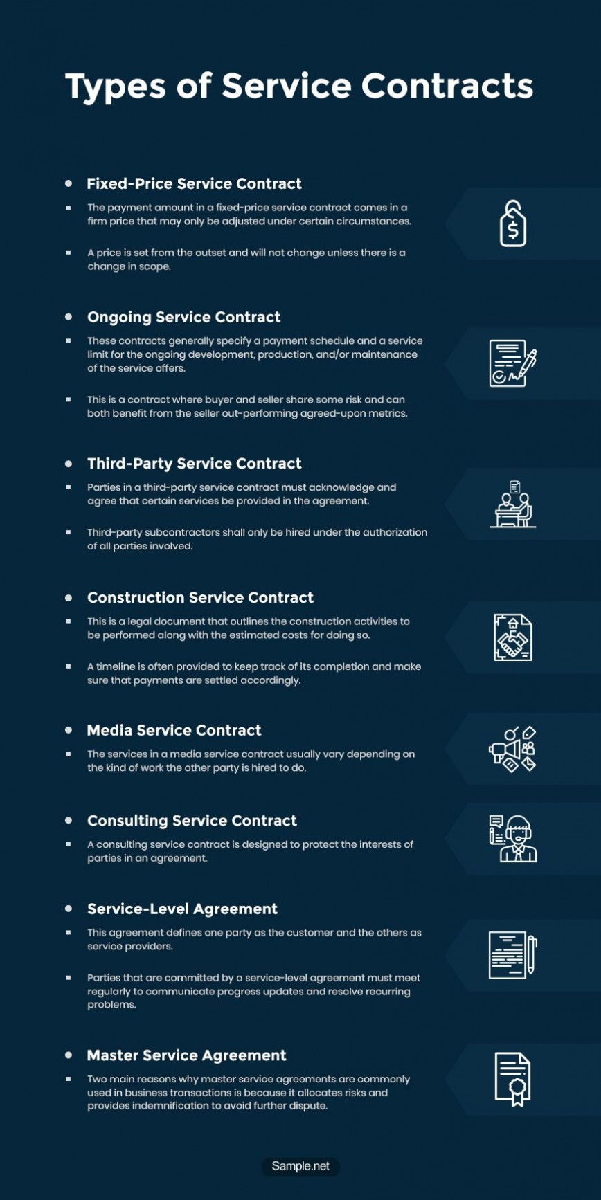 008 Shocking Free Service Contract Template Word Sample  Microsoft868