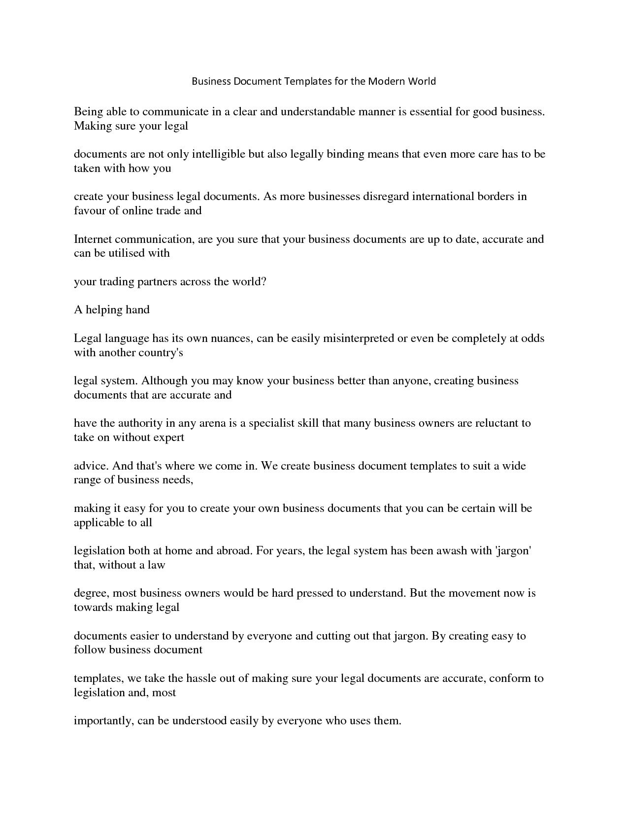 008 Shocking Legal Template For Word High Resolution  Letter Microsoft Document BriefFull