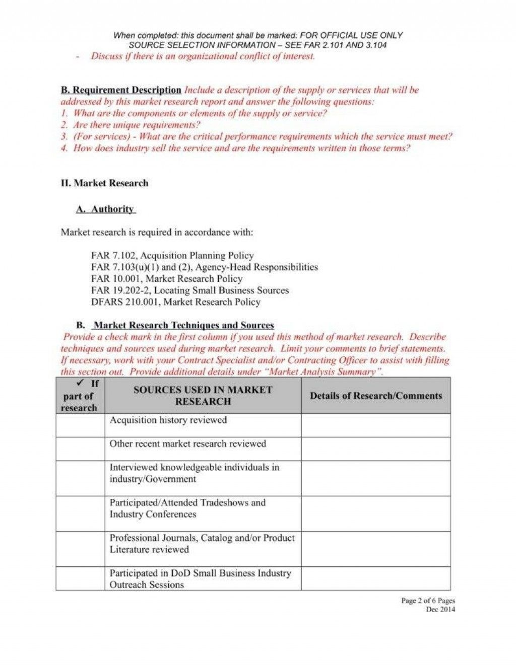 008 Shocking Market Research Report Template Image  Excel Sample FreeLarge