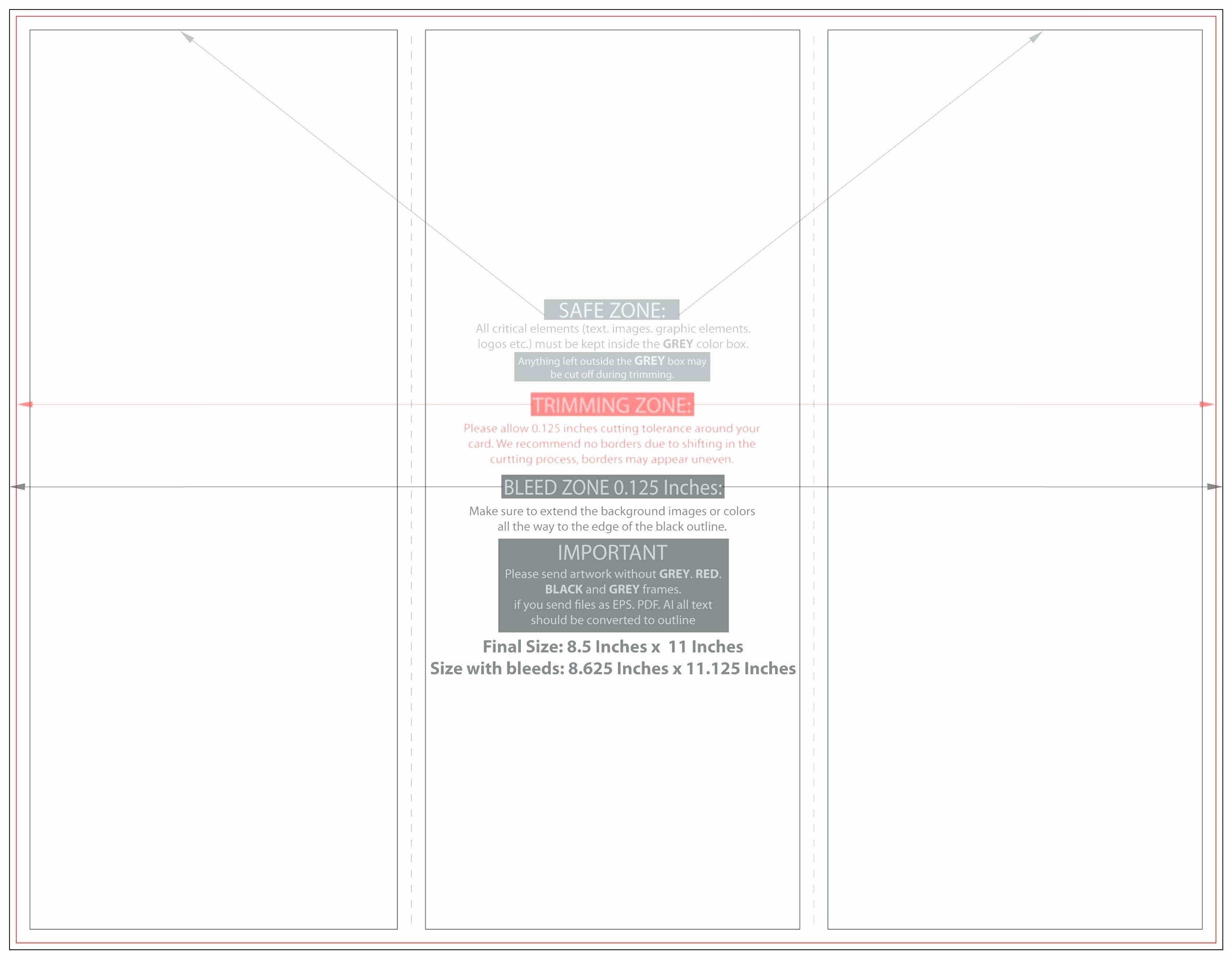 008 Shocking Quarter Fold Greeting Card Template Word Photo Full