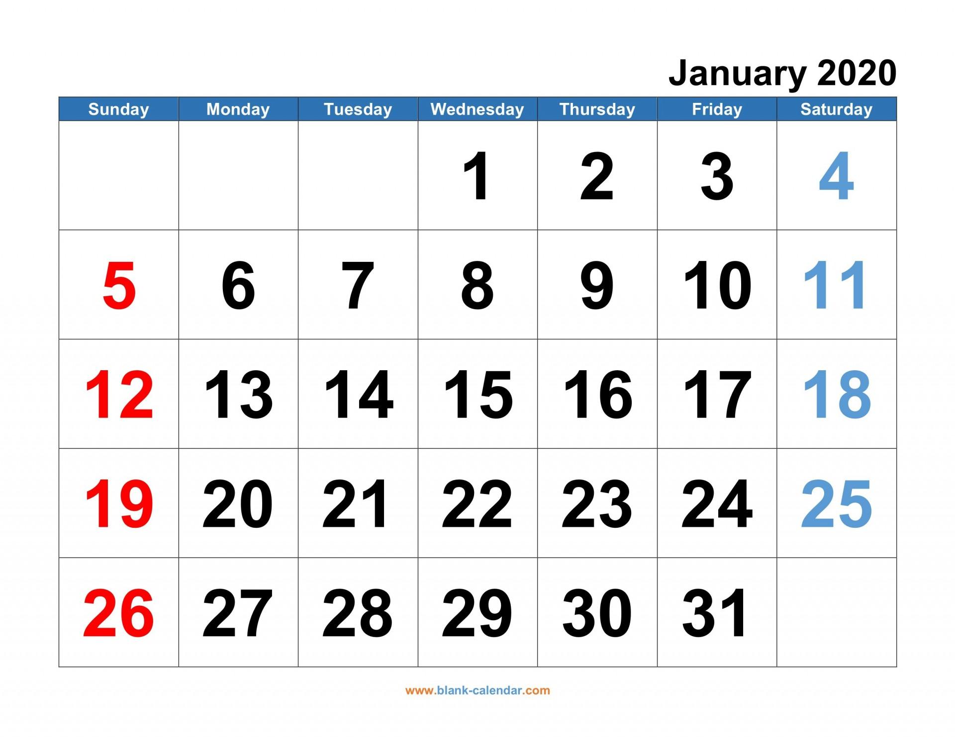 008 Simple 2020 Monthly Calendar Template Design  Templates Word Australian Free1920
