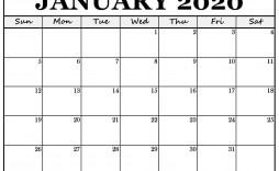 008 Simple Blank Calendar Template Pdf Sample  Free Yearly