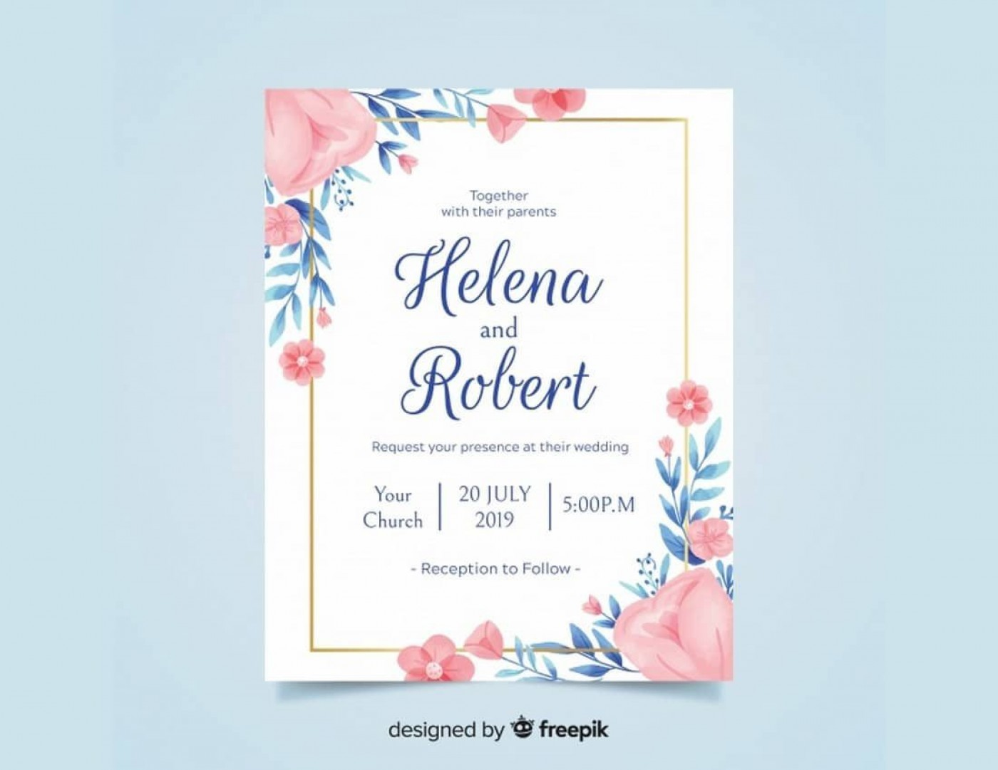 008 Simple Free Download Invitation Card Template Psd Sample  Indian Wedding Birthday1400