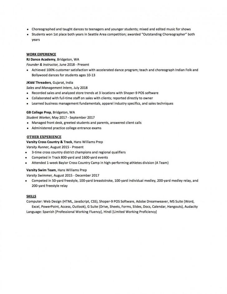 008 Simple Resume Template High School Photo  Student Australia For Google Doc Graduate Microsoft Word728